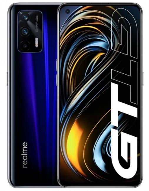 realme GT 5G 8/128GB Speed Blue - zdjęcie główne