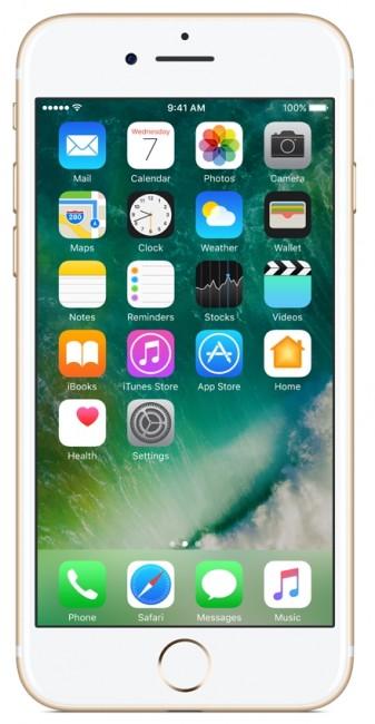 Apple iPhone 7 128GB Złoty REMADE - zdjęcie główne