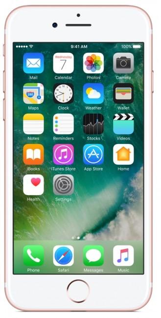 Apple iPhone 7 128GB Różowe złoto REMADE - zdjęcie główne