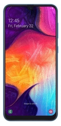 Samsung Galaxy A50 128GB Dual SIM Blue (A505) - zdjęcie główne