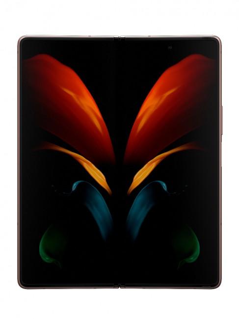 Samsung Galaxy Z Fold 2 5G 256GB miedziany (F916) - zdjęcie główne
