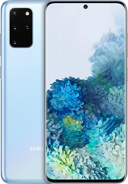 Samsung Galaxy S20+ 5G 128GB Dual SIM niebieski (G986) - zdjęcie główne