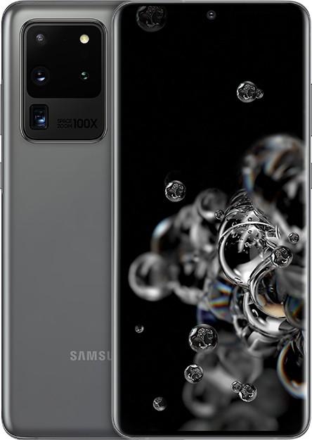 Samsung Galaxy S20 Ultra 128GB Dual SIM szary (G988) - zdjęcie główne