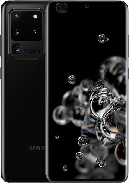 Samsung Galaxy S20 Ultra 128GB Dual SIM czarny (G988) - zdjęcie główne