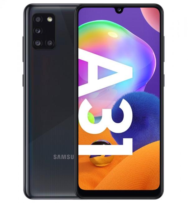 Samsung Galaxy A31 64GB Dual SIM czarny (A315) - zdjęcie główne