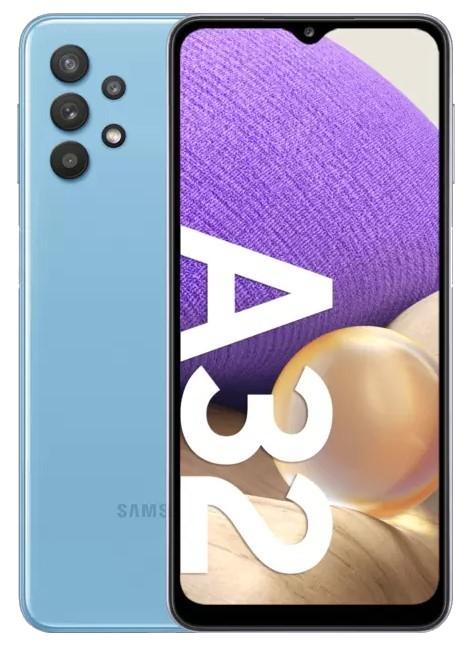 Samsung Galaxy A32 LTE 128GB Dual SIM niebieski (A325) - zdjęcie główne