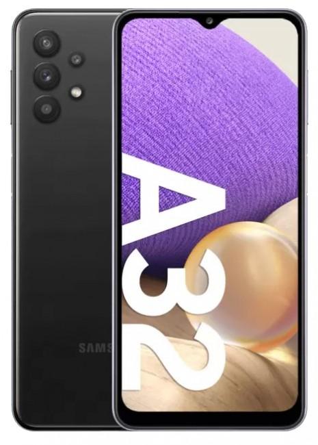 Samsung Galaxy A32 LTE 128GB Dual SIM czarny (A325) - zdjęcie główne