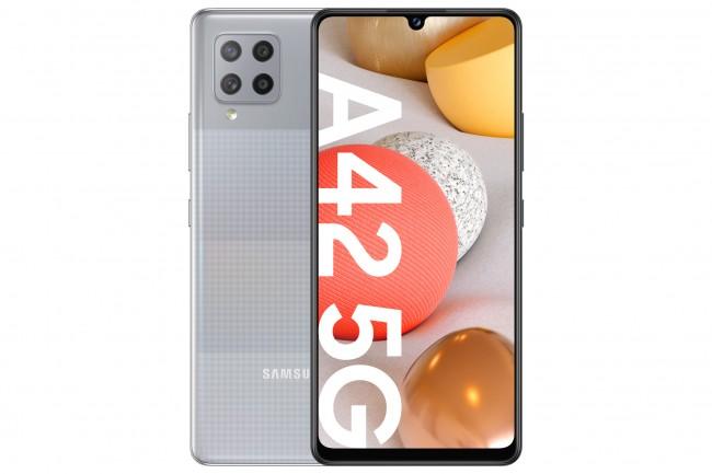Samsung Galaxy A42 5G 128GB Dual SIM szary (A426) - zdjęcie główne