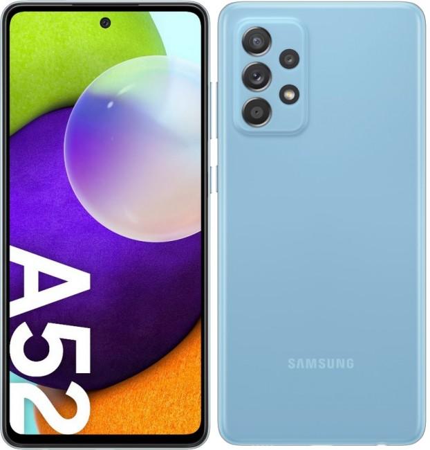 Samsung Galaxy A52 LTE 256GB Dual SIM niebieski (A525) - zdjęcie główne