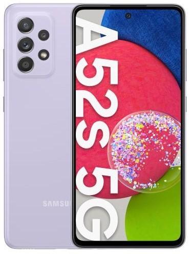 Samsung Galaxy A52s 5G 128GB Dual SIM fioletowy (A528) - zdjęcie główne