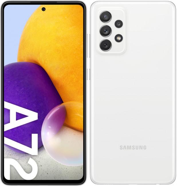 Samsung Galaxy A72 LTE 128GB Dual SIM biały (A725) - zdjęcie główne