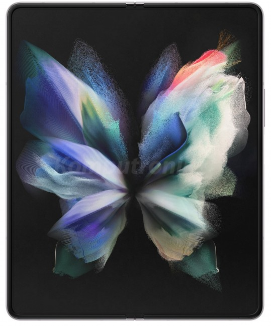 Samsung Galaxy Z Fold 3 5G 512GB srebrny (F926) - zdjęcie główne