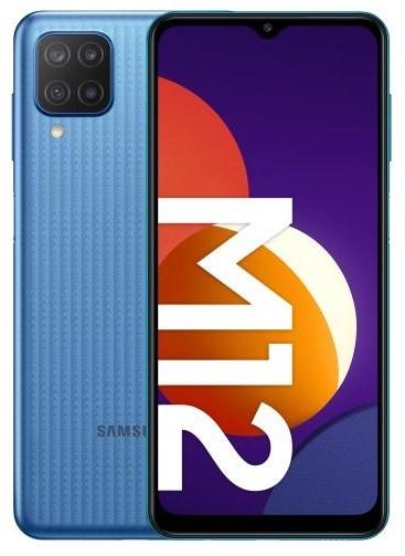 Samsung Galaxy M12 64GB Dual SIM niebieski (M127) - zdjęcie główne