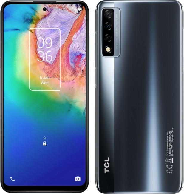 TCL 20 5G Dual SIM Szary - zdjęcie główne