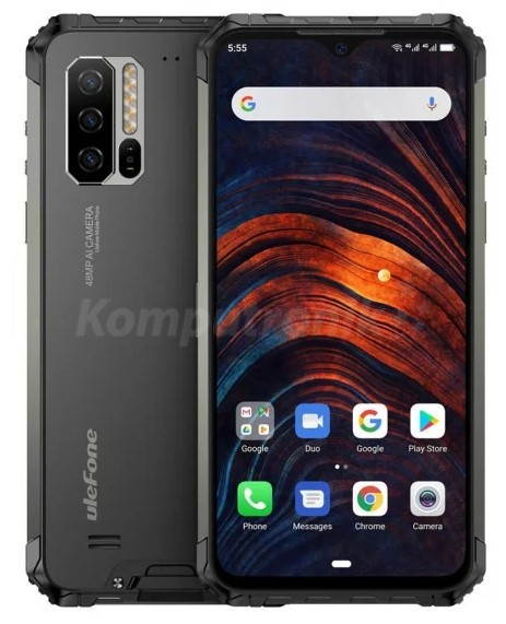Ulefone Armor 7 2020 Dual SIM (black) - zdjęcie główne