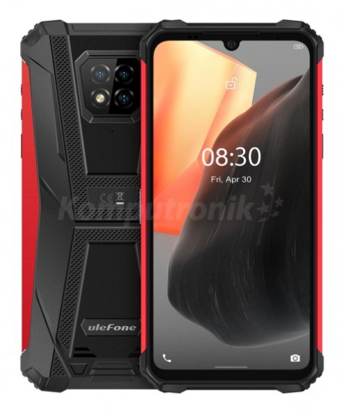 Ulefone Armor 8 Pro 6/128GB (red) - zdjęcie główne