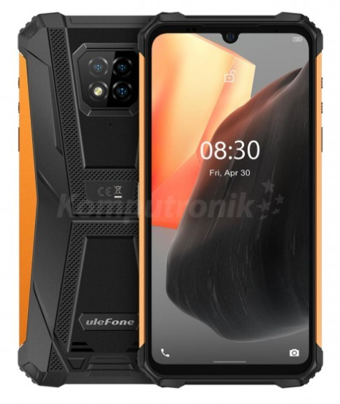 Ulefone Armor 8 Pro 8/128GB (orange) - zdjęcie główne