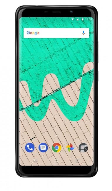 Wiko View Max Dual SIM czarny - zdjęcie główne