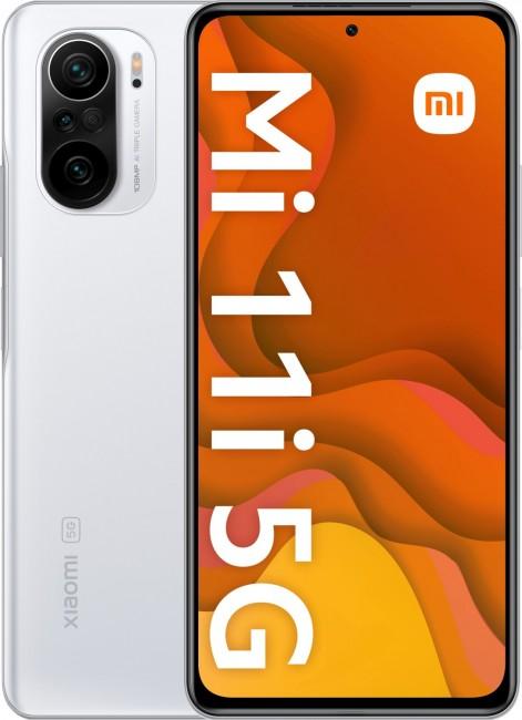 Xiaomi Mi 11i 8/128GB biały (Frosty White) - zdjęcie główne