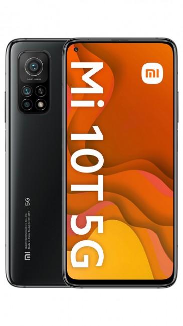 Xiaomi Mi 10T 6/128GB czarny (Cosmic Black) - zdjęcie główne