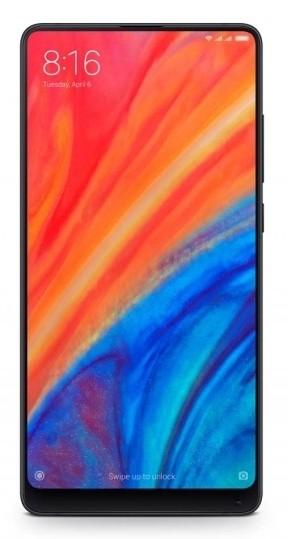 Xiaomi Mi Mix 2S 6/64GB Dual SIM czarny - zdjęcie główne