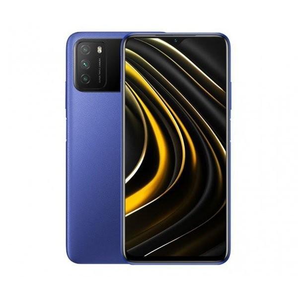 POCO M3 4/128GB niebieski (Cool Blue) - zdjęcie główne
