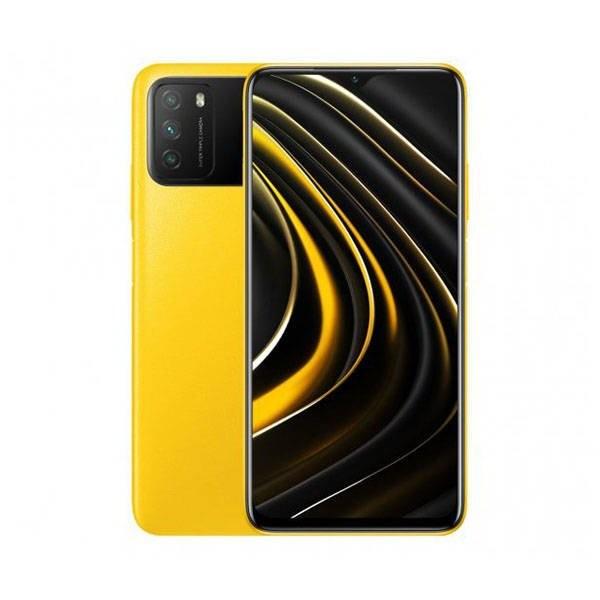 POCO M3 4/128GB żółty - zdjęcie główne