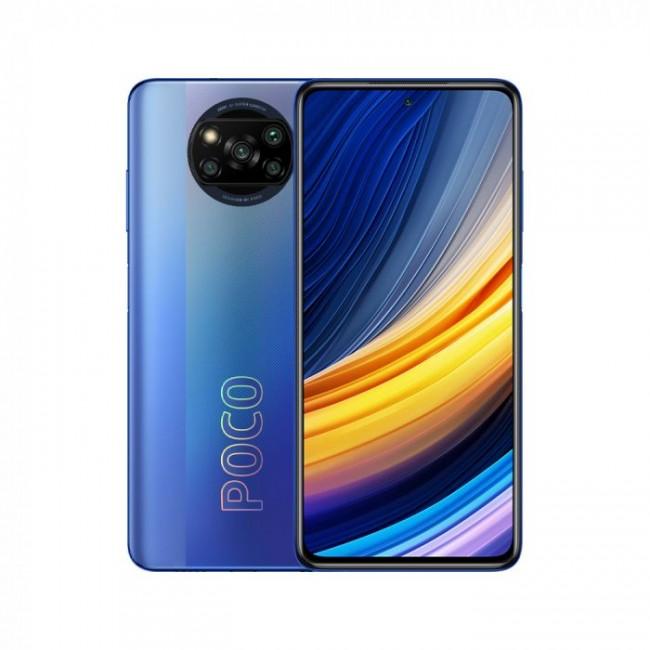 POCO X3 Pro 8/256GB niebieski (Frost Blue) - zdjęcie główne