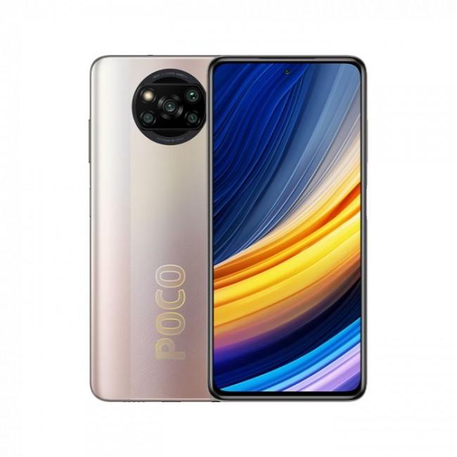 POCO X3 Pro 6/128GB brązowy (Metal Bronze) - zdjęcie główne