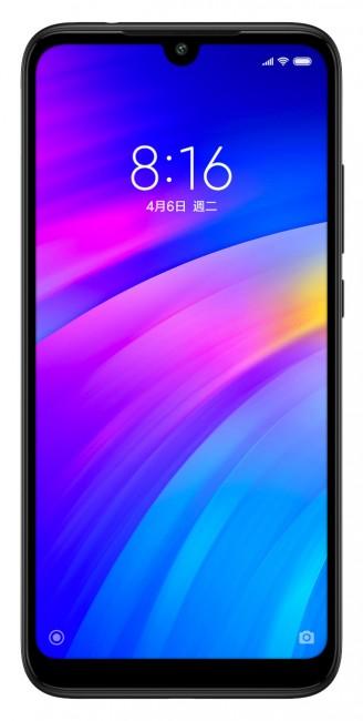 Xiaomi Redmi 7 32GB czarny - zdjęcie główne