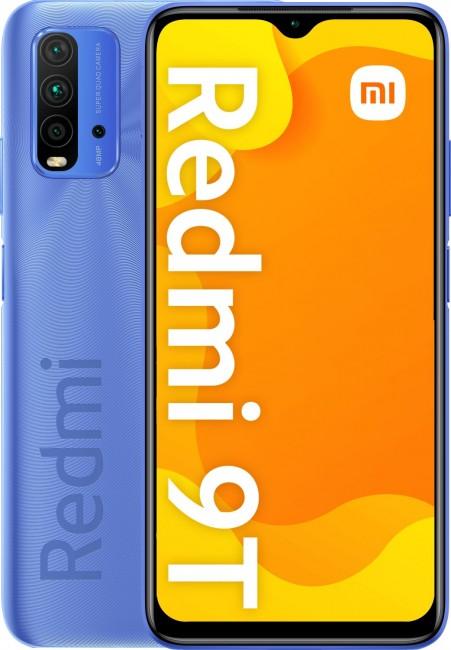 Xiaomi Redmi 9T 4/128GB niebieski (Twilight Blue) - zdjęcie główne