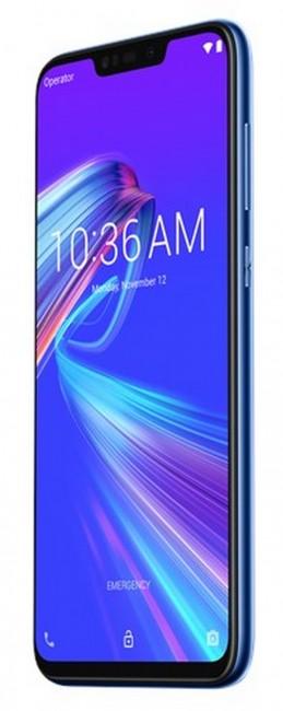 ASUS ZenFone Max M2 (ZB633KL) Niebieski Dual SIM - zdjęcie główne
