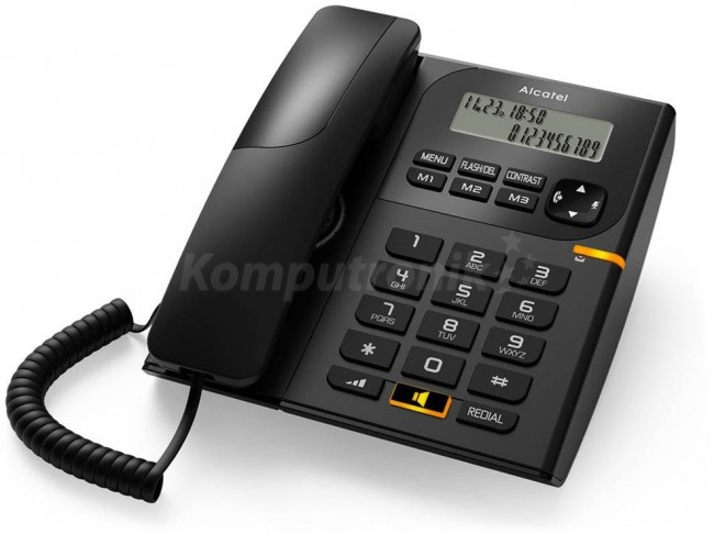 Alcatel T58 black - zdjęcie główne