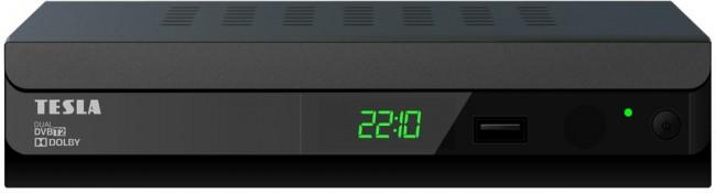 Tesla Duplex T2 Tuner DVB-T2 - zdjęcie główne