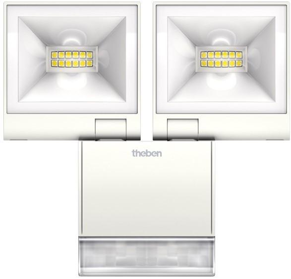 Theben naświetlacz S20 biały 4000K - zdjęcie główne