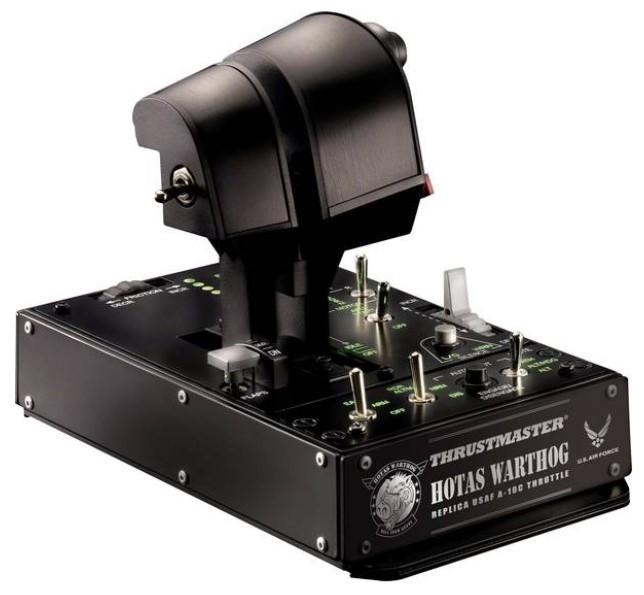 Thrustmaster Hotas Warthog PC Dual Throttles - zdjęcie główne