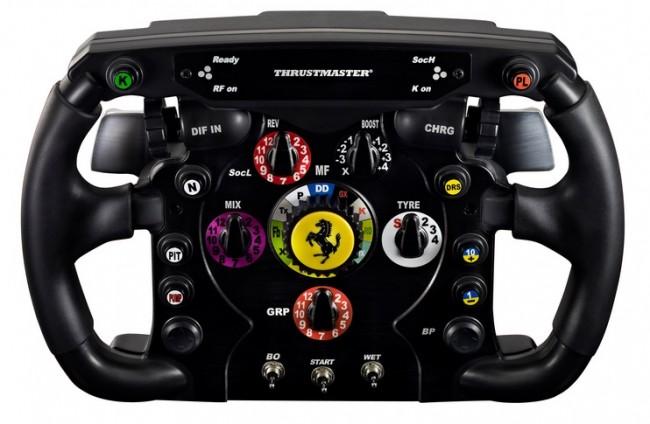 Thrustmaster Ferrari F1 - zdjęcie główne