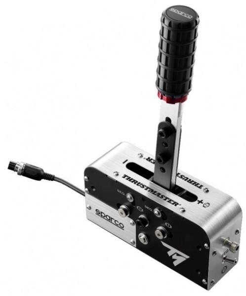 Thrustmaster TSS SPARCO MOD [Hamulec ręczny + skrzynia biegów] - zdjęcie główne
