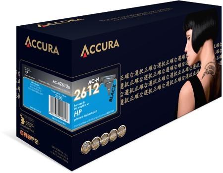 Accura toner HP No. 12A (Q2612A) zamiennik - zdjęcie główne