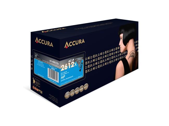 Accura toner HP No. 12X (Q2612X) zamiennik - zdjęcie główne