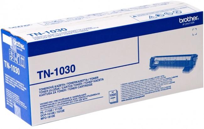 Toner Brother TN1030 czarny - zdjęcie główne