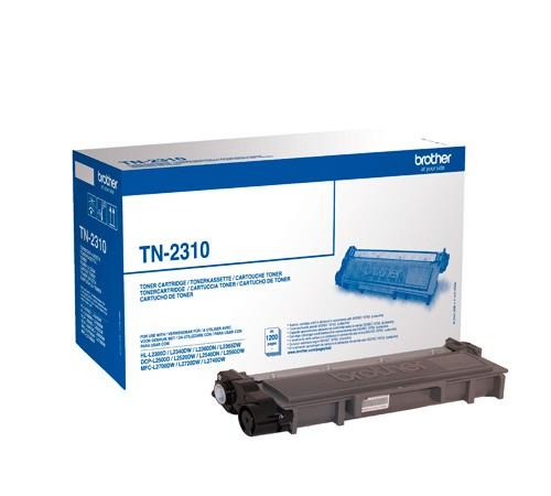 Toner Brother TN2310 czarny - zdjęcie główne