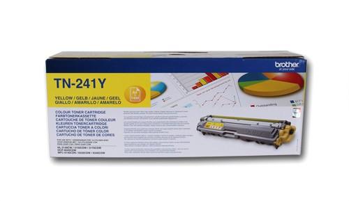 Toner Brother TN241Y żółty - zdjęcie główne