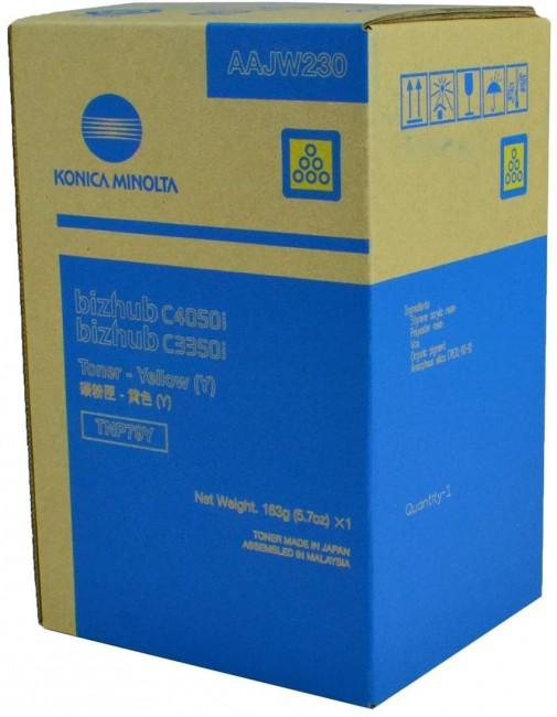Konica Minolta TNP79Y zółty - zdjęcie główne