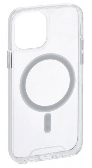 Hama MagCase Safety iPhone 12/12Pro przeźroczysty - zdjęcie główne