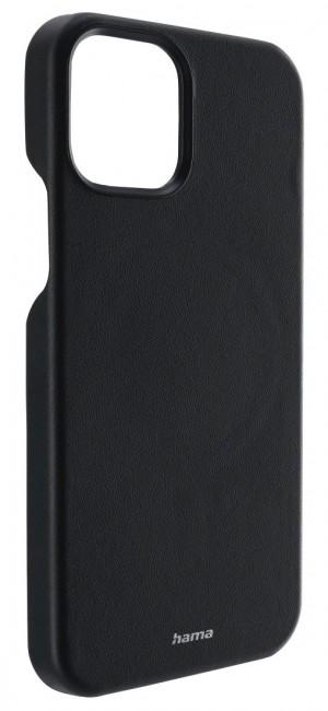 Hama MagCase Finest Sense iPhone 12/12 Pro czarny - zdjęcie główne
