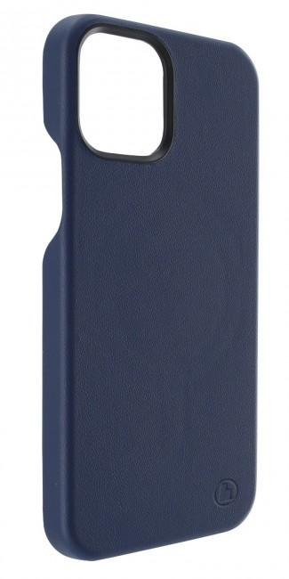 Hama MagCase Finest Sense iPhone 12/12 Pro niebieski - zdjęcie główne