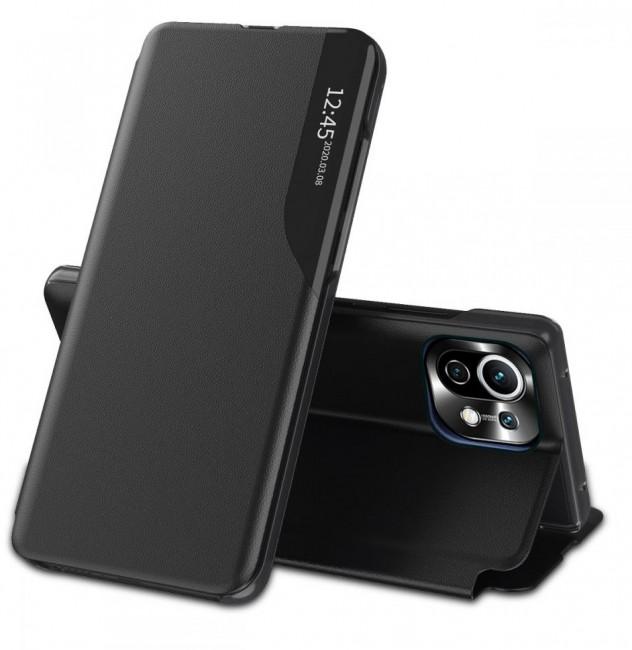 Tech-Protect Smart View Xiaomi MI 11 Lite/MI 11 Lite 5G black - zdjęcie główne