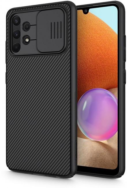Nillkin Camshield Galaxy A32 LTE black - zdjęcie główne