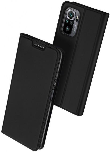 Duxducis Skinpro Xiaomi Redmi Note 10/10S black - zdjęcie główne